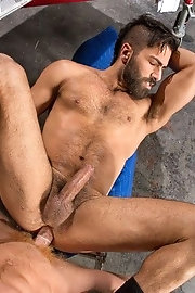 Adam Ramzi and Bennett Anthony fuck each other