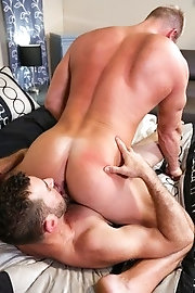 Jake Jennings and Josh Peters fuck each other