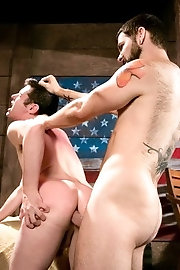 Innocent guys fucking on camera-Preston Steel, Chase Young